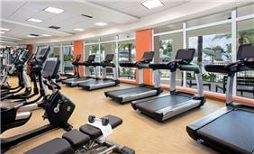 Gym at Playa Largo Resort & Spa, Autograph Collection, Key Largo, Florida