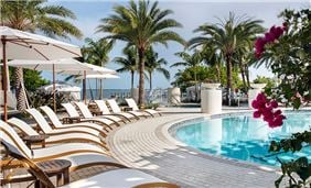 Swimming Pool at Playa Largo Resort & Spa, Autograph Collection, Key Largo, Florida