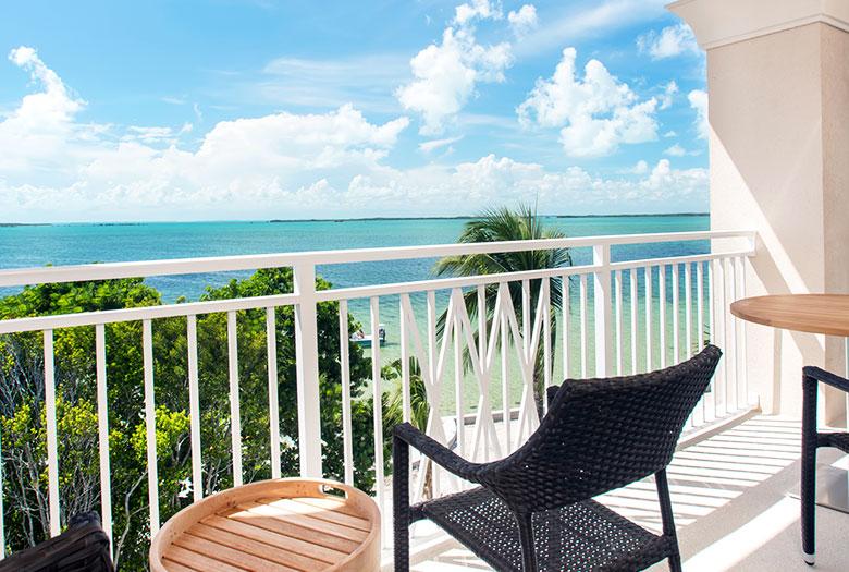 Beach Front View of Playa Largo Resort & Spa, Autograph Collection, Key Largo, Florida