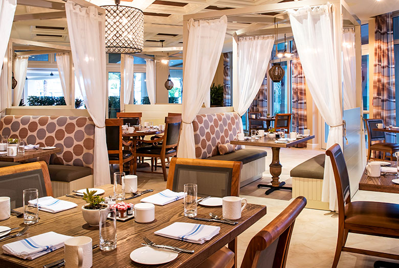 On-site Restaurants of Playa Largo Resort & Spa, Autograph Collection, Key Largo, Florida