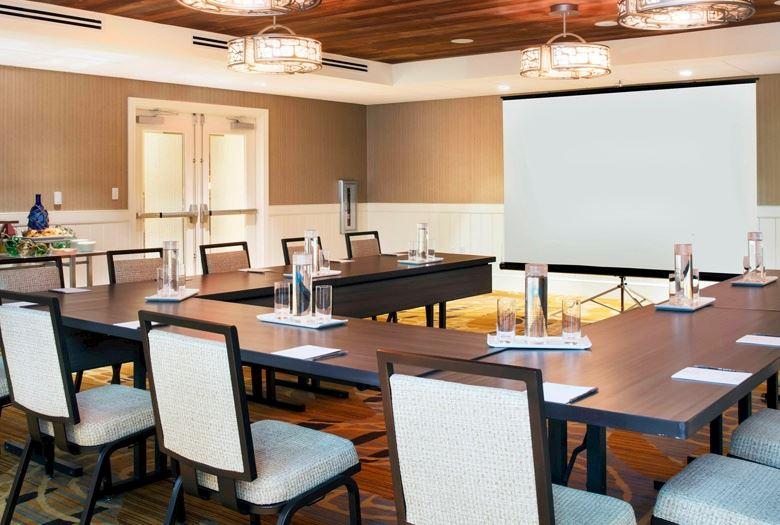 Marquesas Meeting Room at Key Largo, Florida