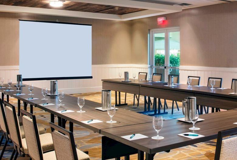 Rock Harbor Meeting Room at Playa Largo Resort & Spa, Autograph Collection, Key Largo, Florida