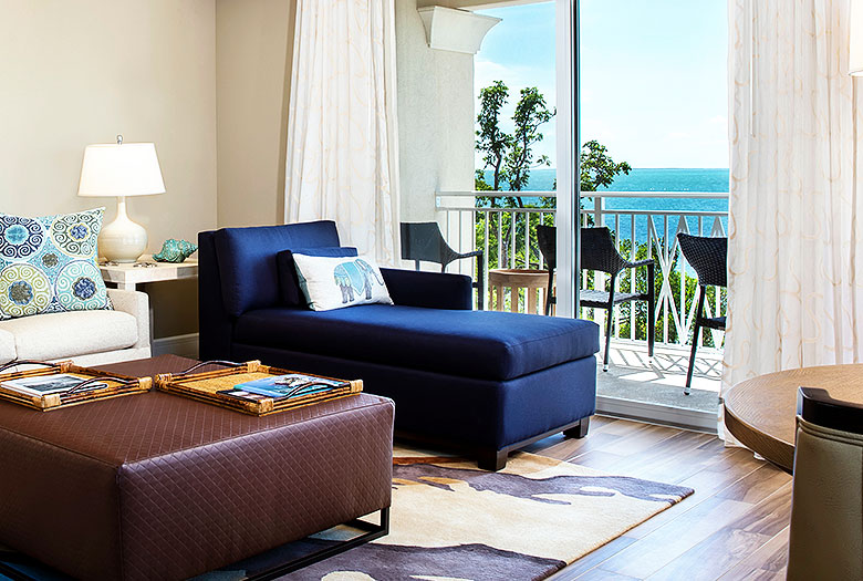 Bay Front King 1 Bedroom Suite at Playa Largo Resort & Spa, Autograph Collection, Key Largo, Florida