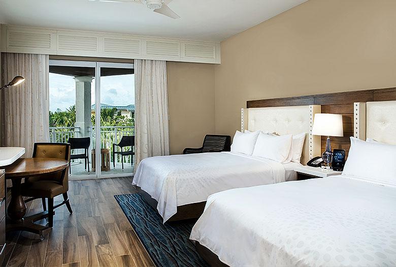 2 Queen Room - No View at Playa Largo Resort & Spa, Autograph Collection, Key Largo, Florida