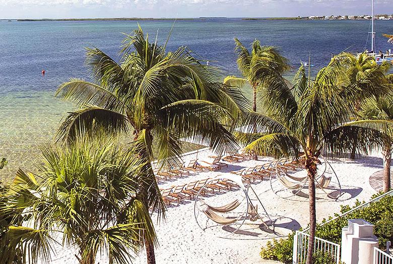 2 Queen Room Partial Bay View Balcony at Playa Largo Resort & Spa, Autograph Collection, Key Largo, Florida