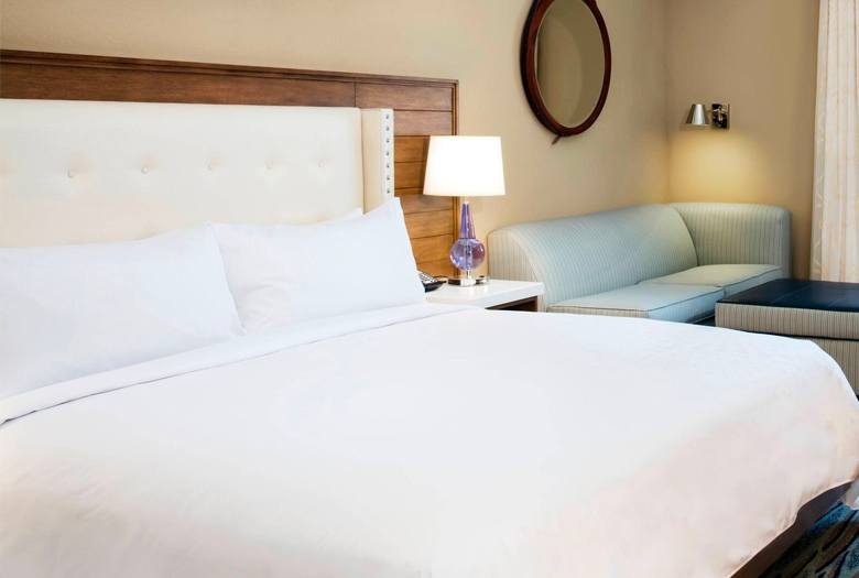 King Room Resort View Balcony, at Playa Largo Resort & Spa, Autograph Collection, Key Largo, Florida
