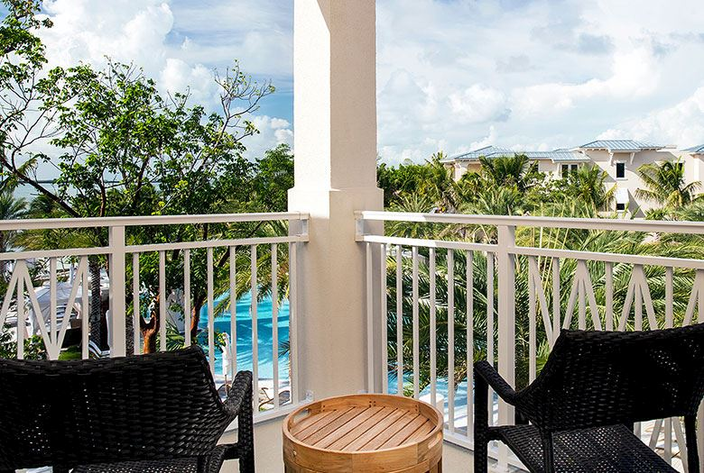 Gallery view from Rooms & Suites at Playa Largo Resort & Spa, Autograph Collection, Key Largo, Florida