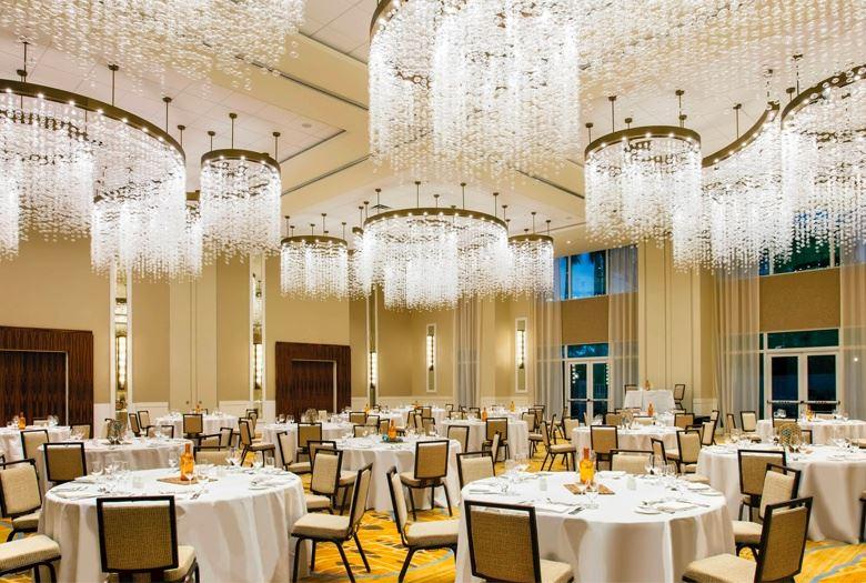Tavernier Ballroom at Key Largo, Florida
